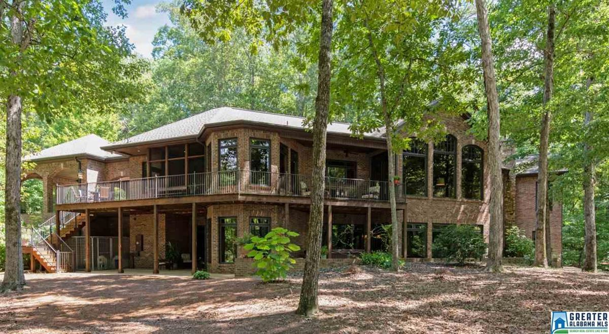 Luxury homes 63 Acs. Custom High Ridge Estate on 30 Ac. Lake