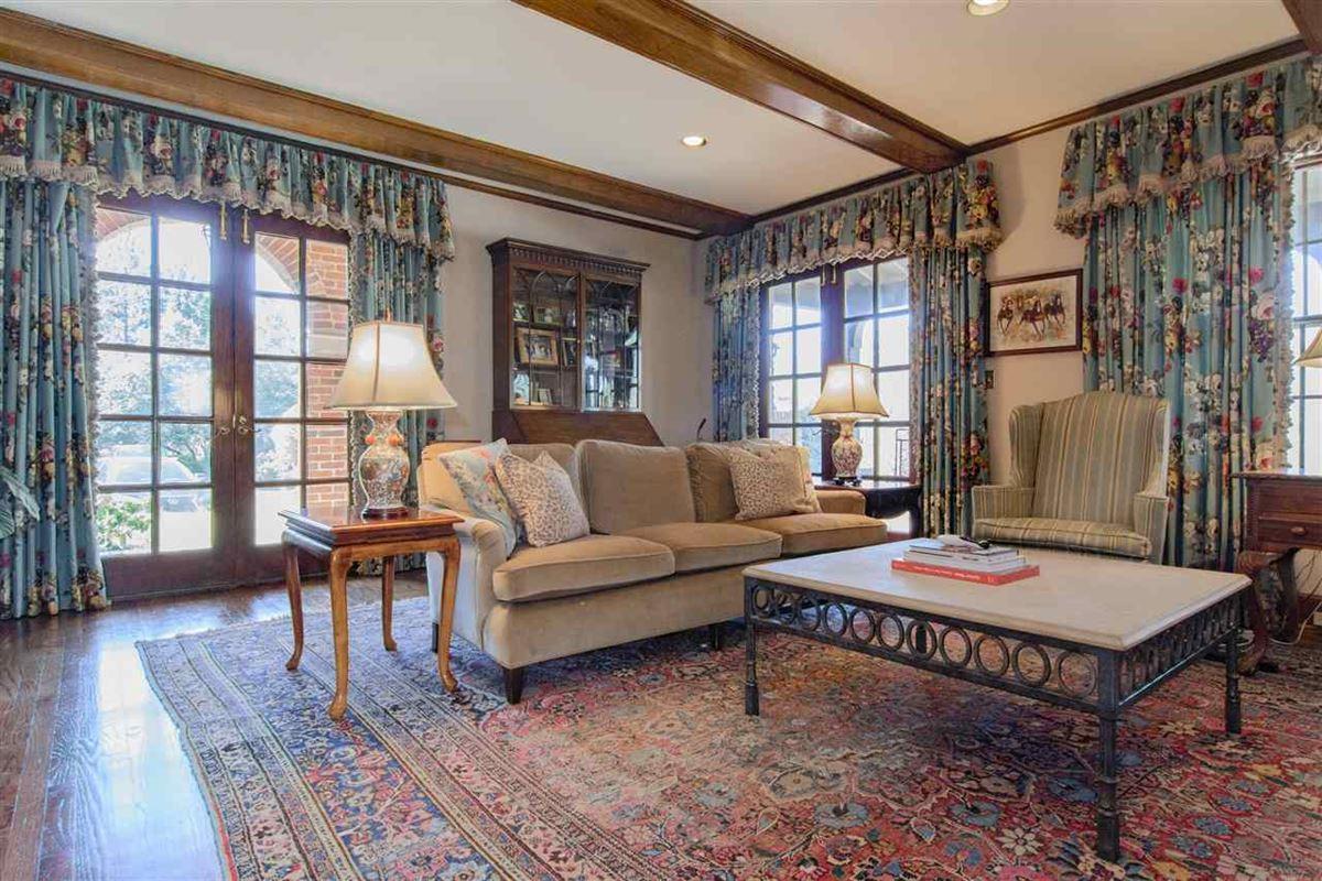Luxury homes in historic tudor estate