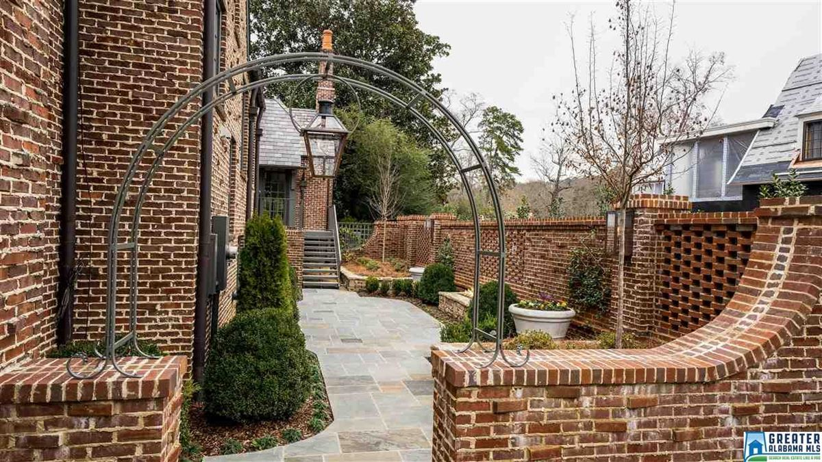 Luxury homes beautiful brick tudor home