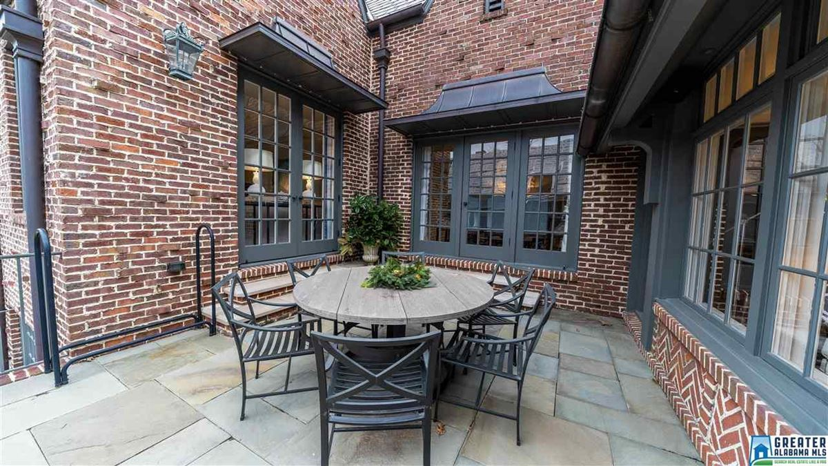 Luxury real estate beautiful brick tudor home