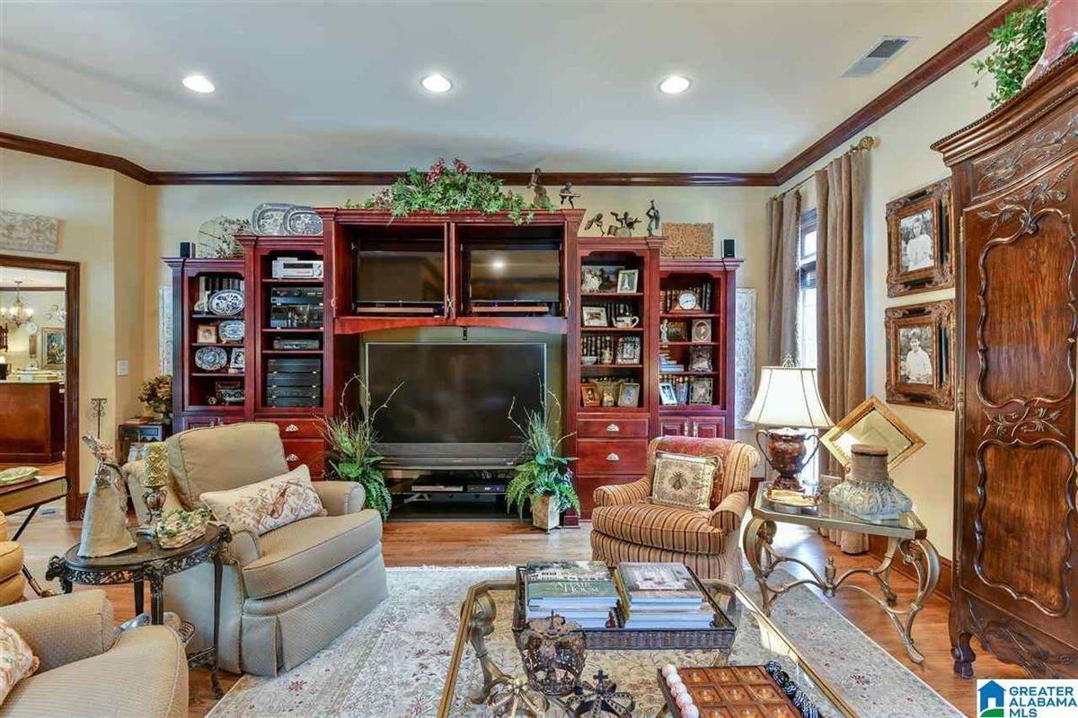 Luxury properties custom Southern Plantation style home on over five acres