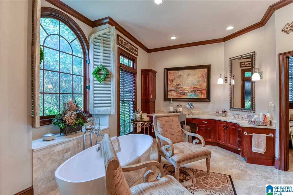 custom Southern Plantation style home on over five acres luxury real estate