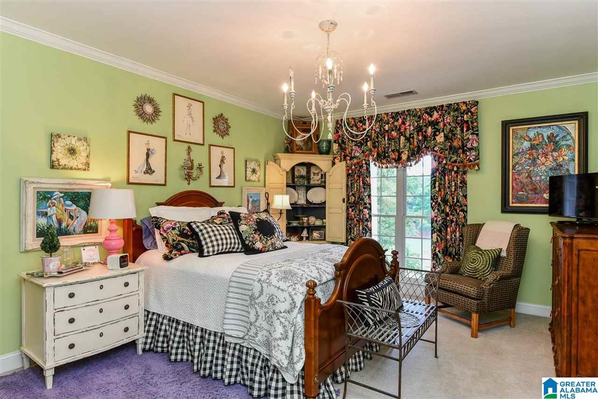 Mansions custom Southern Plantation style home on over five acres