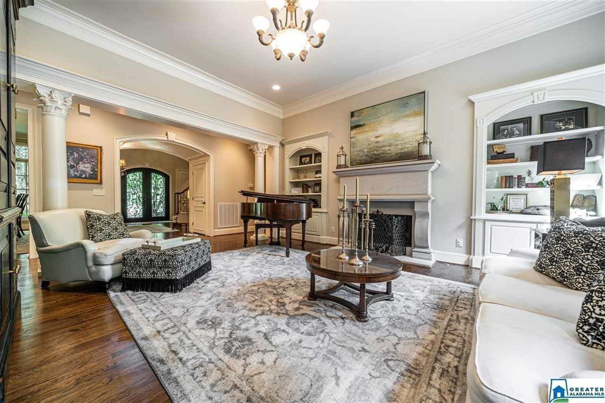 Welcome home to Shoal Creek luxury real estate