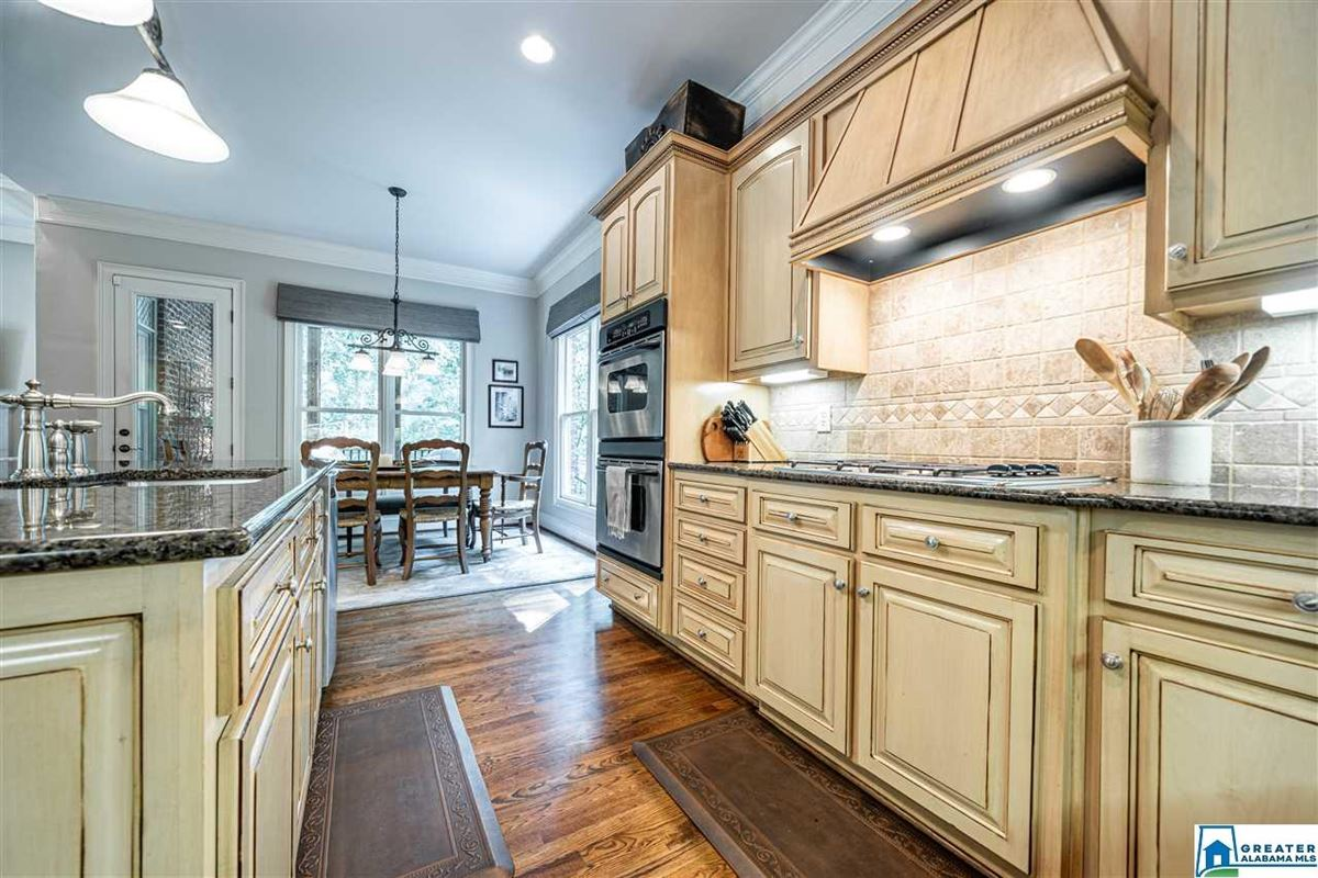 Welcome home to Shoal Creek mansions