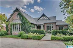 Luxury properties 1929 Tudor home