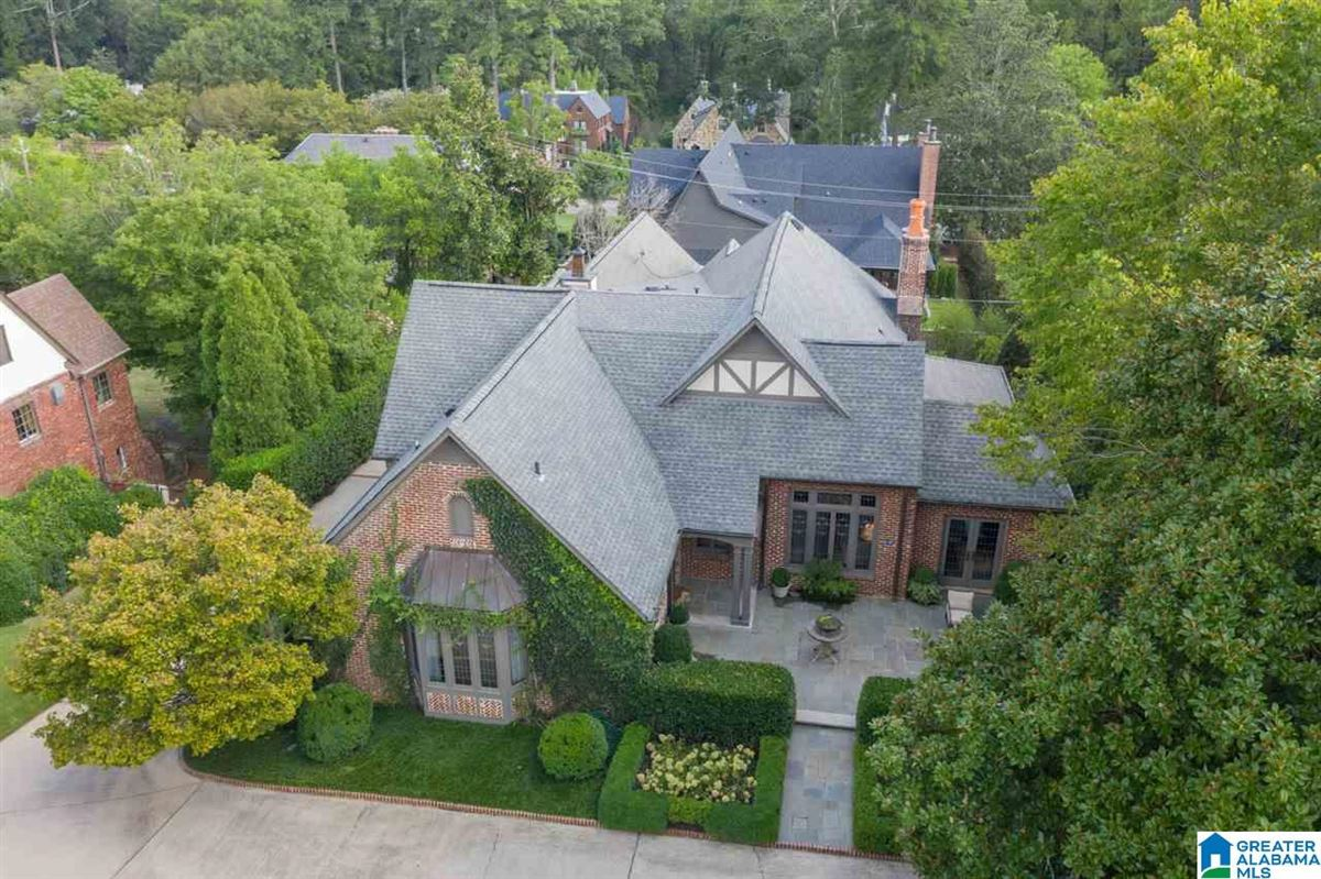 Luxury real estate 1929 Tudor home