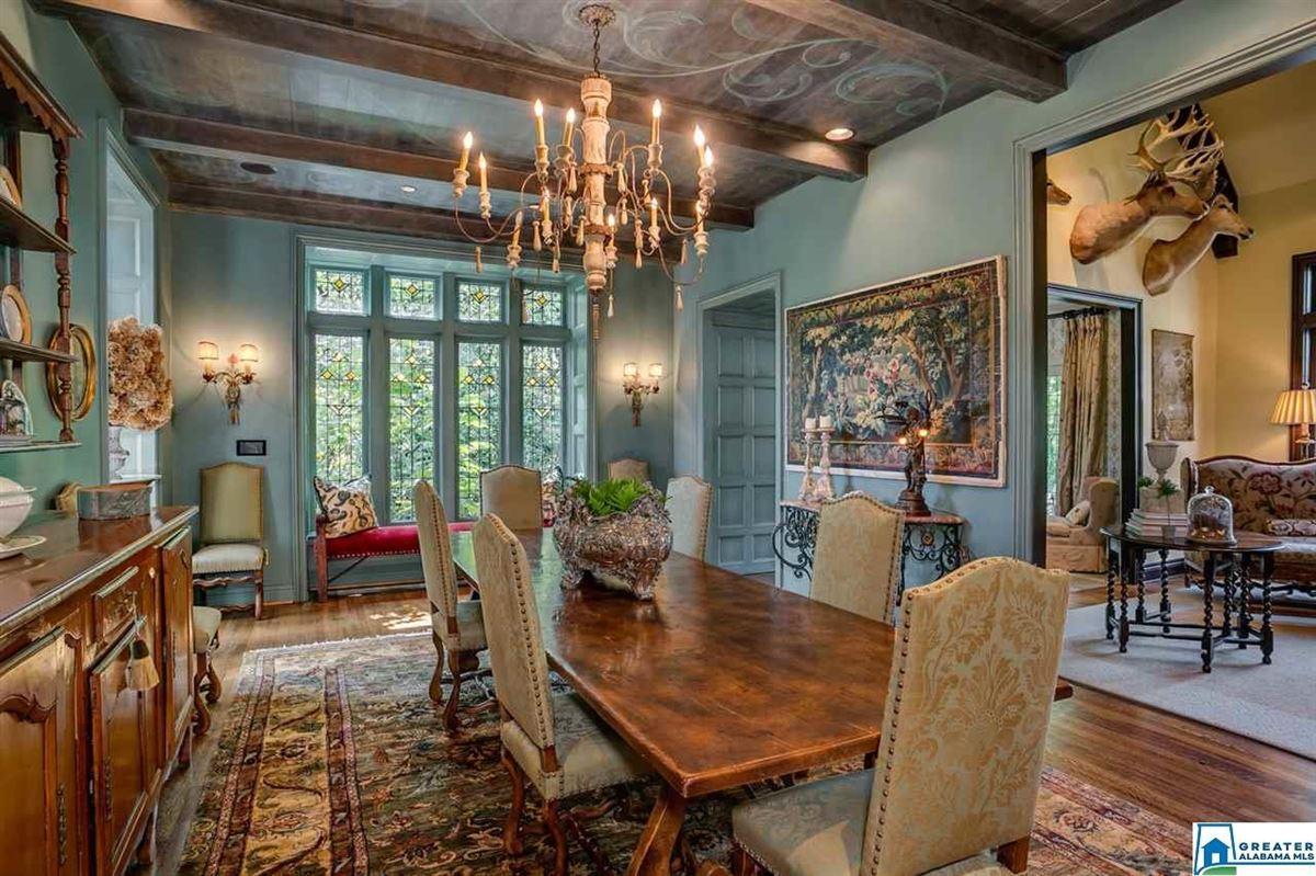 elegant 1929 Tudor home mansions