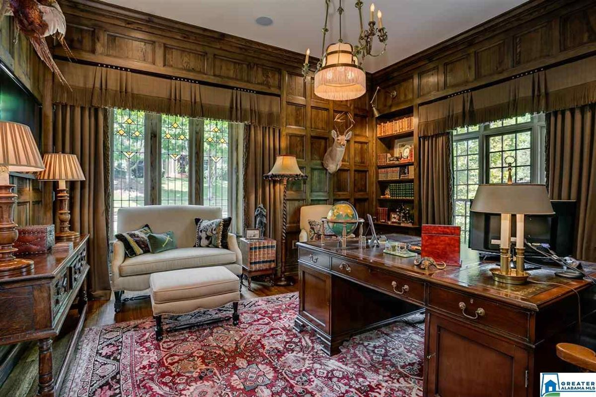 Mansions elegant 1929 Tudor home