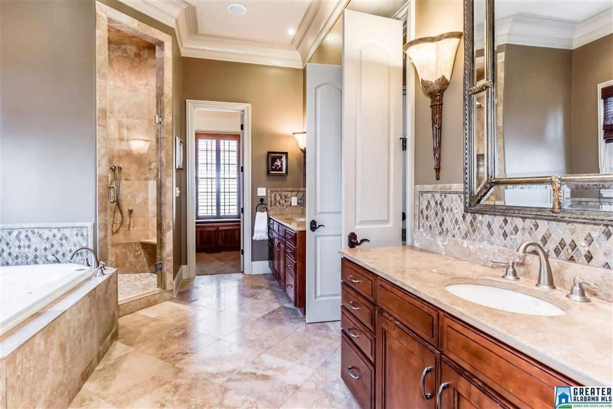 Luxury properties custom home with no detail overlooked