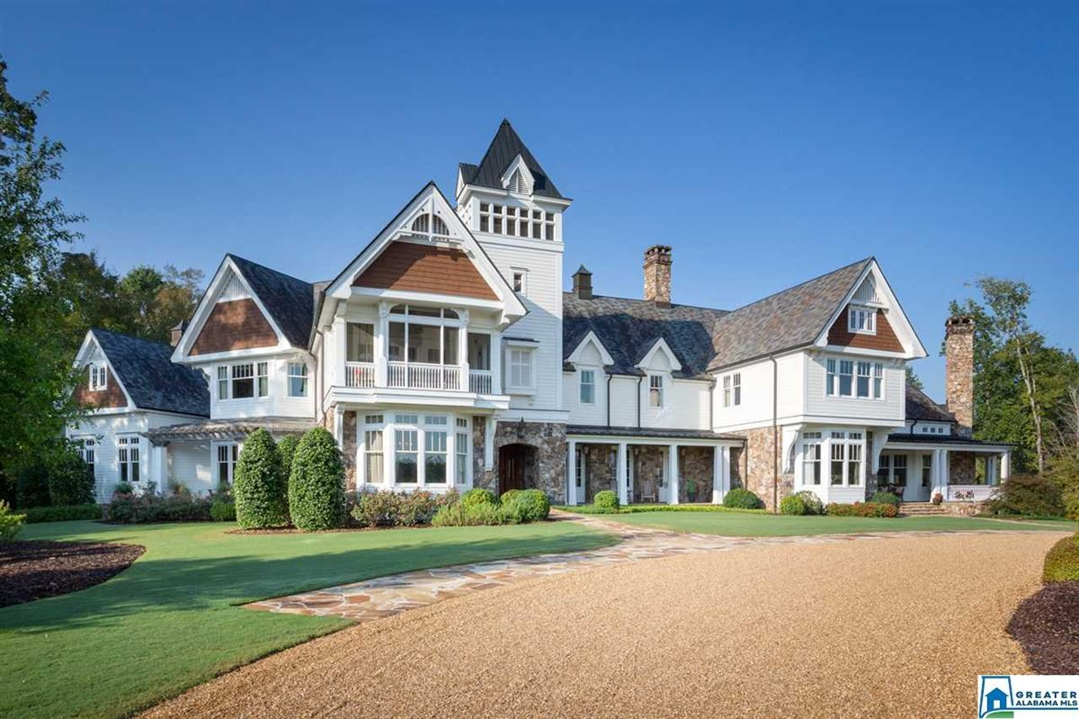 Luxury homes a magnificent estate home
