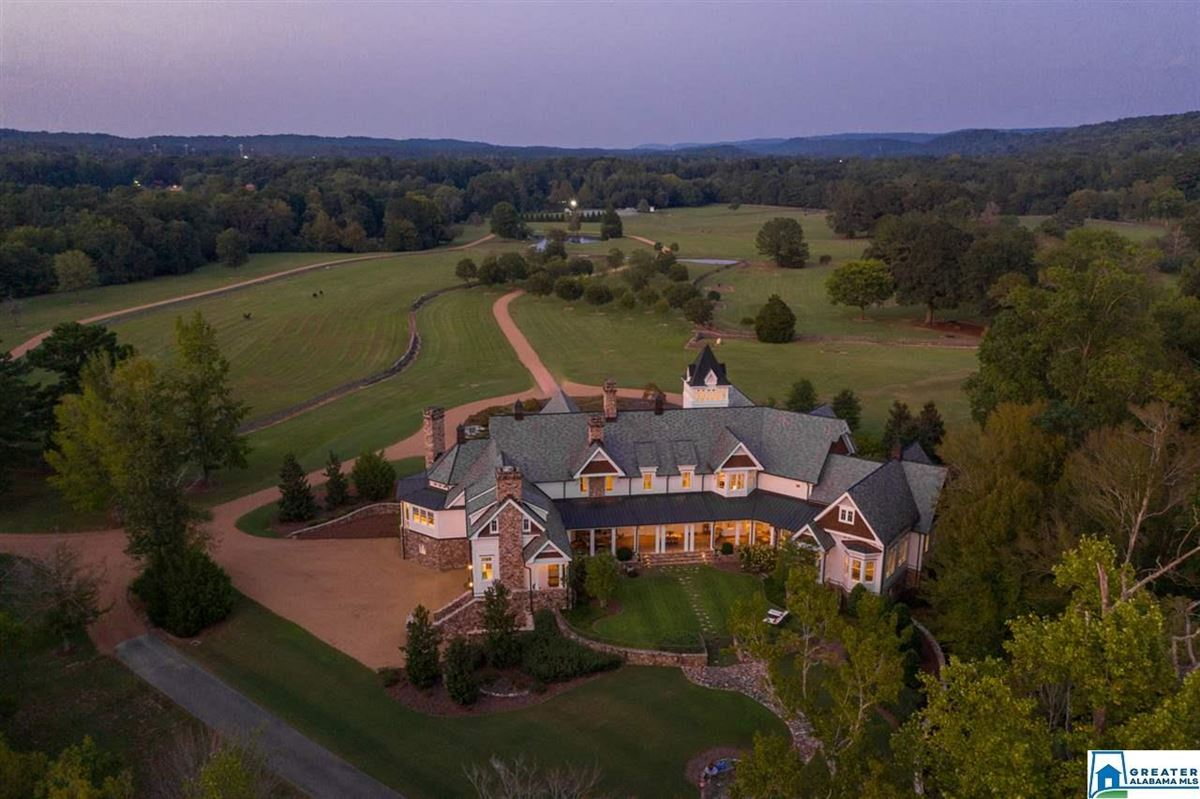 Luxury real estate a magnificent estate home