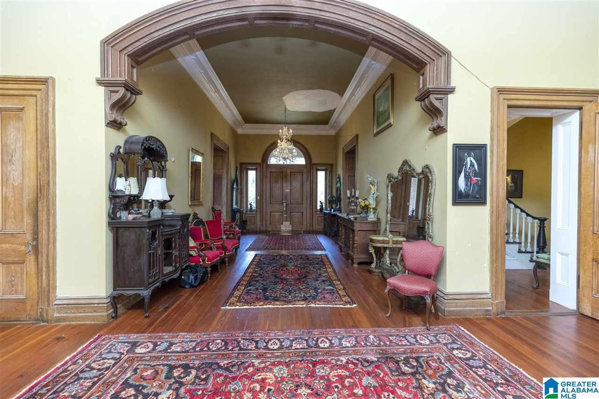 Luxury real estate Kenworthy Hall-Carlise House