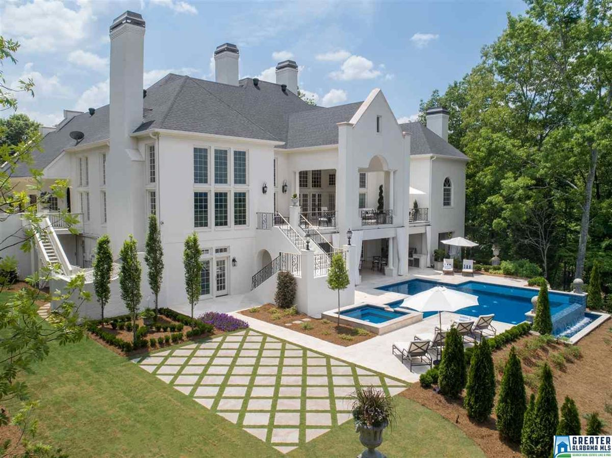showcase Greystone Estate luxury homes