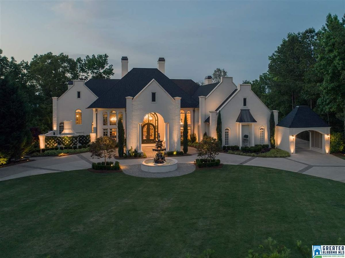 showcase Greystone Estate luxury real estate