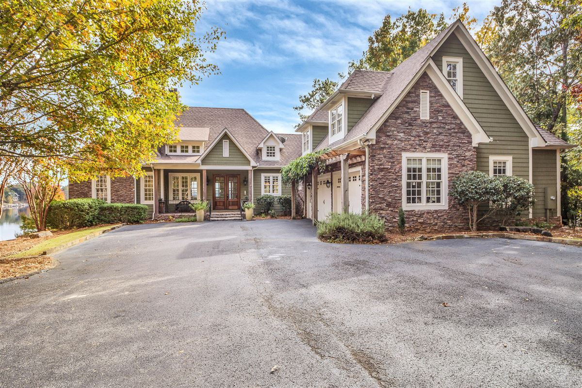 Luxury home at the Ridge on Lake Martin mansions