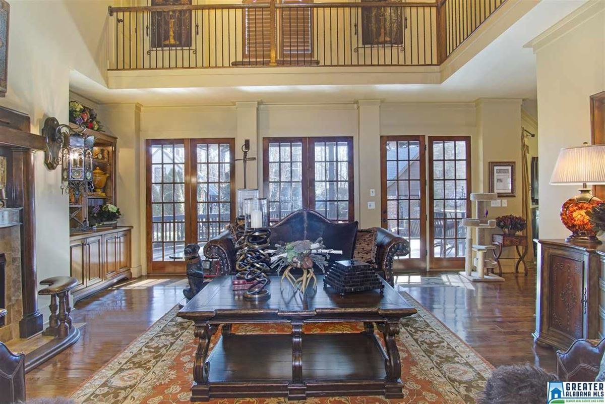 Luxury properties Country French Home on three wooded acres