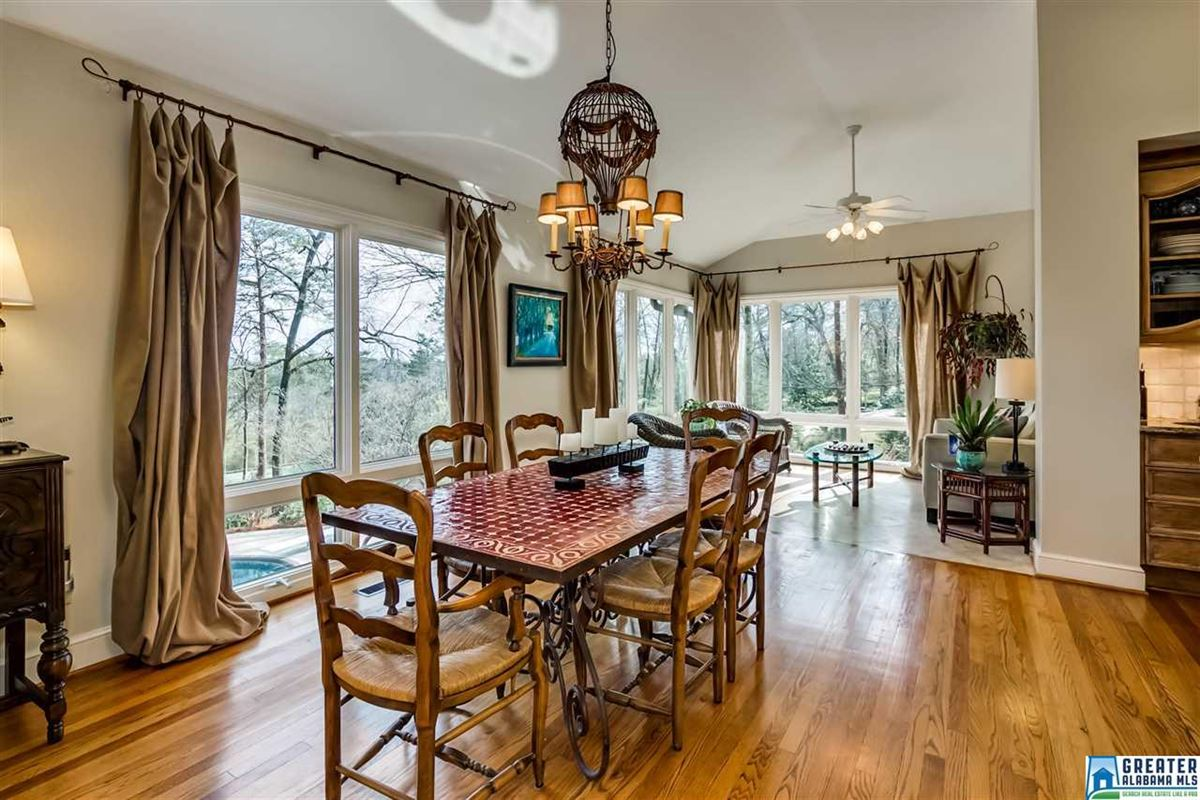 Luxury real estate designed for entertaining and spacious family living