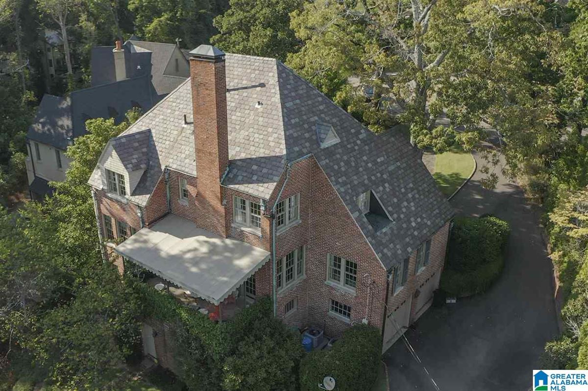 Luxury homes 1925 beautiful brick Tudor home