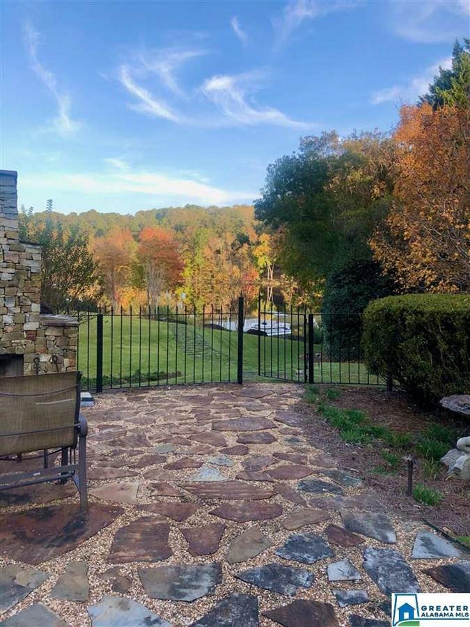 Autumn lakeside retreat  luxury real estate