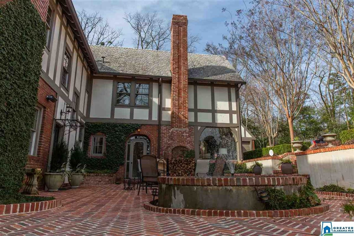 a historic Tudor home in great neighborhood mansions