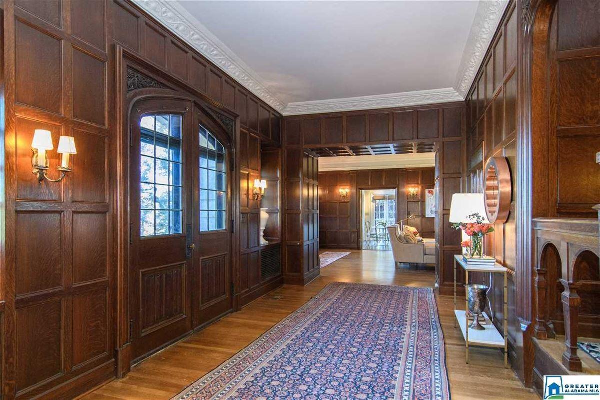 Luxury homes grand English Tudor mansion in birmingham