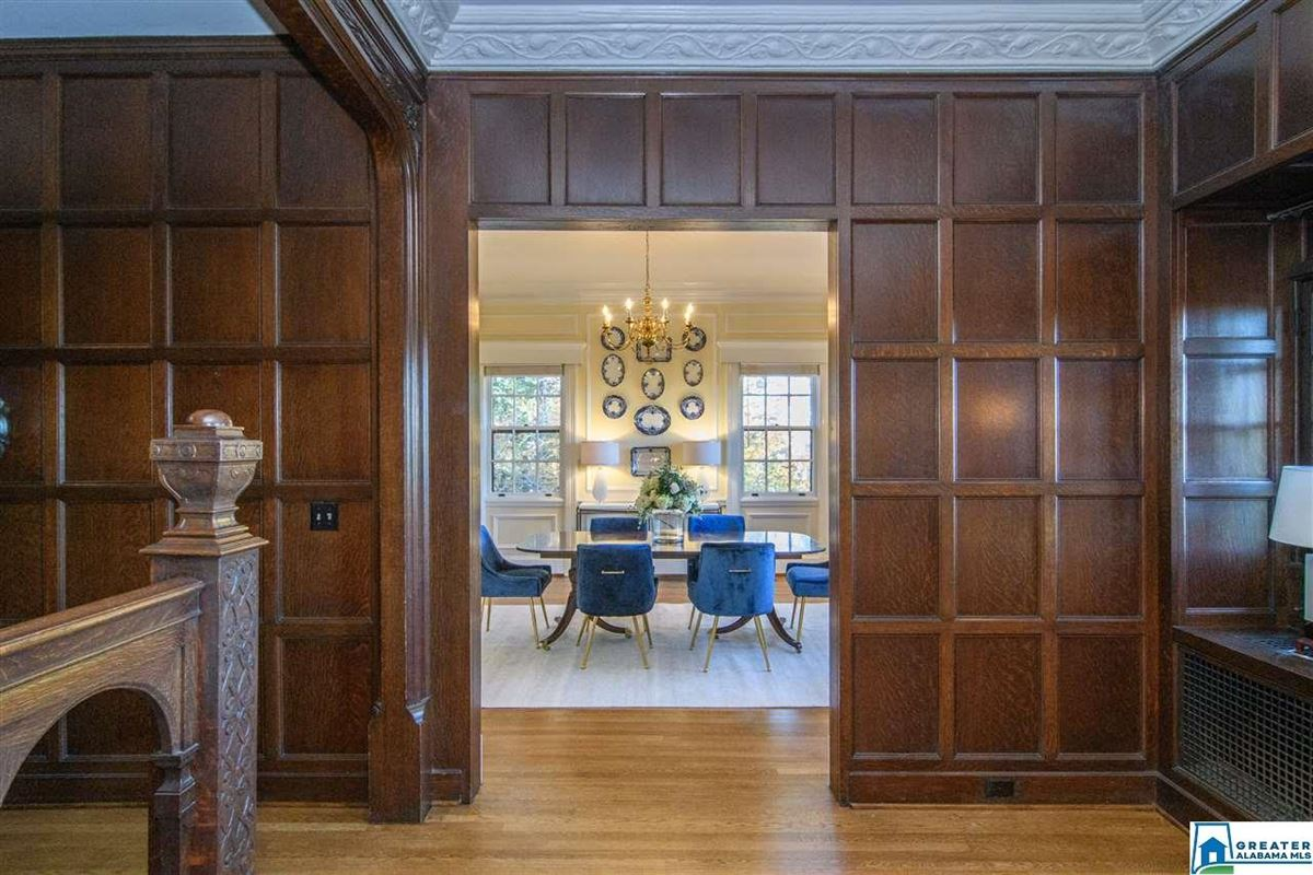 Luxury homes in grand English Tudor mansion in birmingham