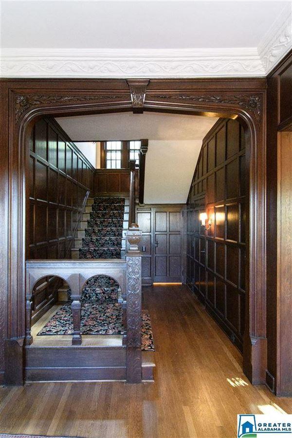 Mansions grand English Tudor mansion in birmingham
