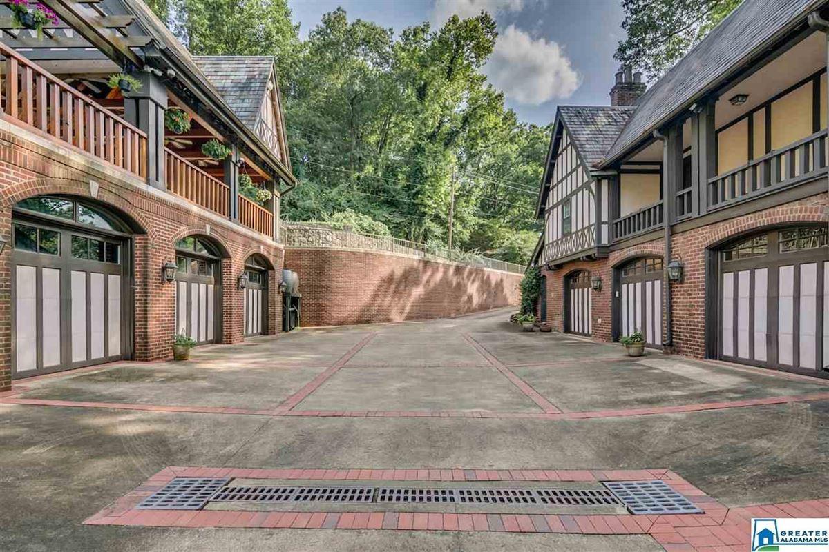 grand English Tudor mansion in birmingham luxury real estate
