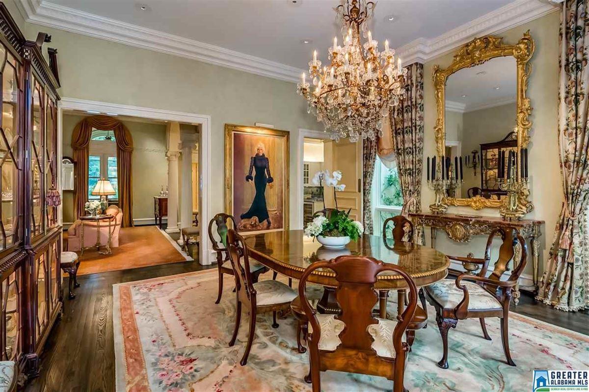 Luxury real estate Custom built estate home