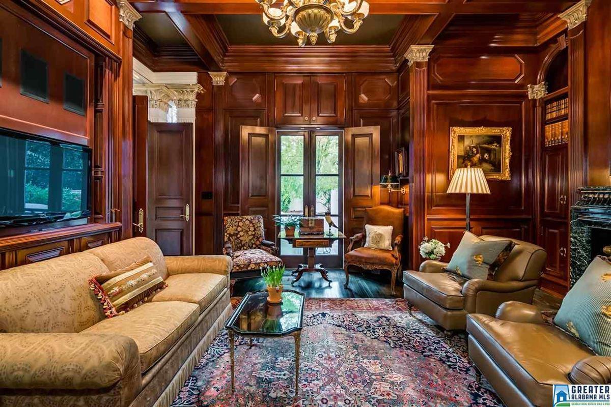 Luxury properties Custom built estate home