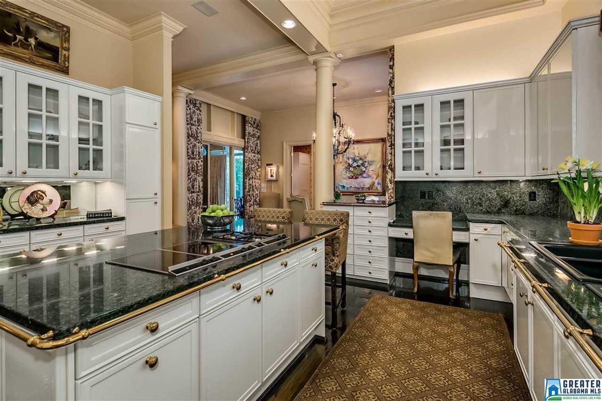 Luxury homes Custom built estate home