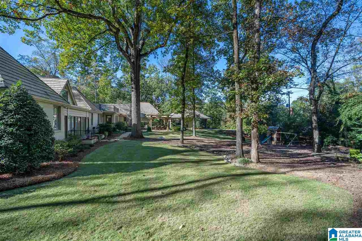 Luxury real estate Old Mountain Brook appeal