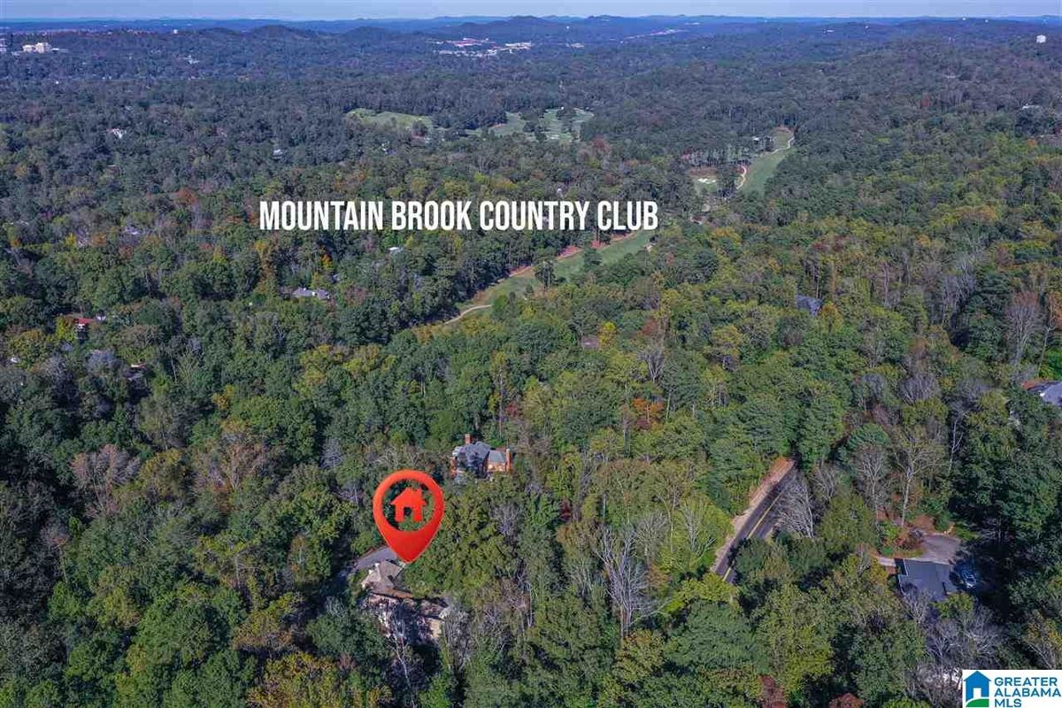 Old Mountain Brook appeal  mansions