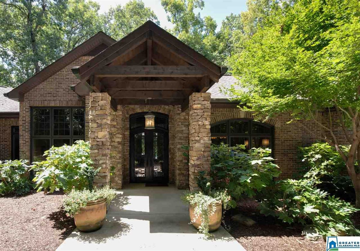 Luxury real estate 63 Acs. Custom High Ridge Estate on 30 Ac. Lake