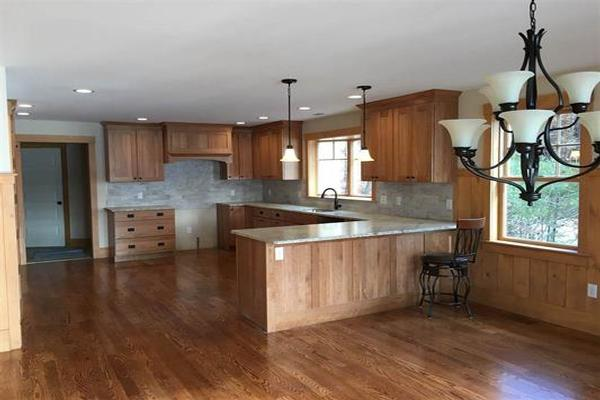 NEW WATERFRONT CONSTRUCTION in WOLFEBORO luxury properties