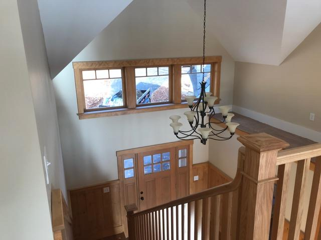NEW WATERFRONT CONSTRUCTION in WOLFEBORO mansions
