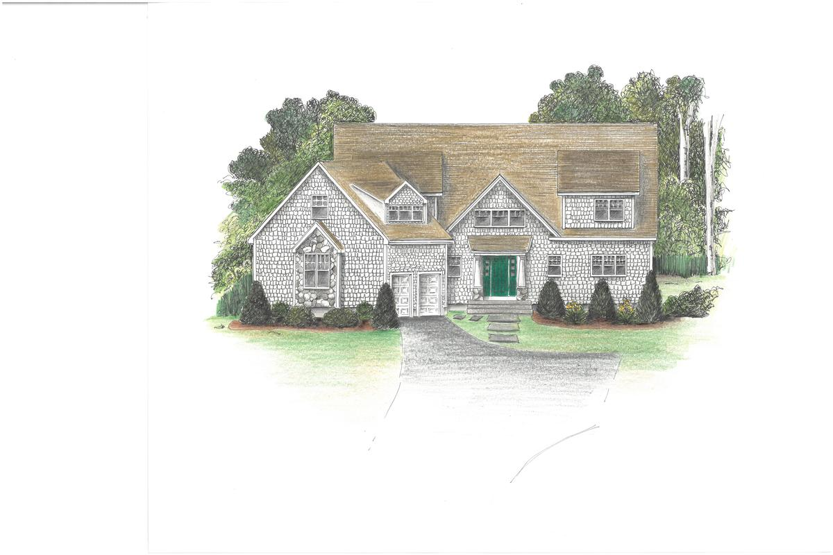 Luxury properties NEW WATERFRONT CONSTRUCTION in WOLFEBORO