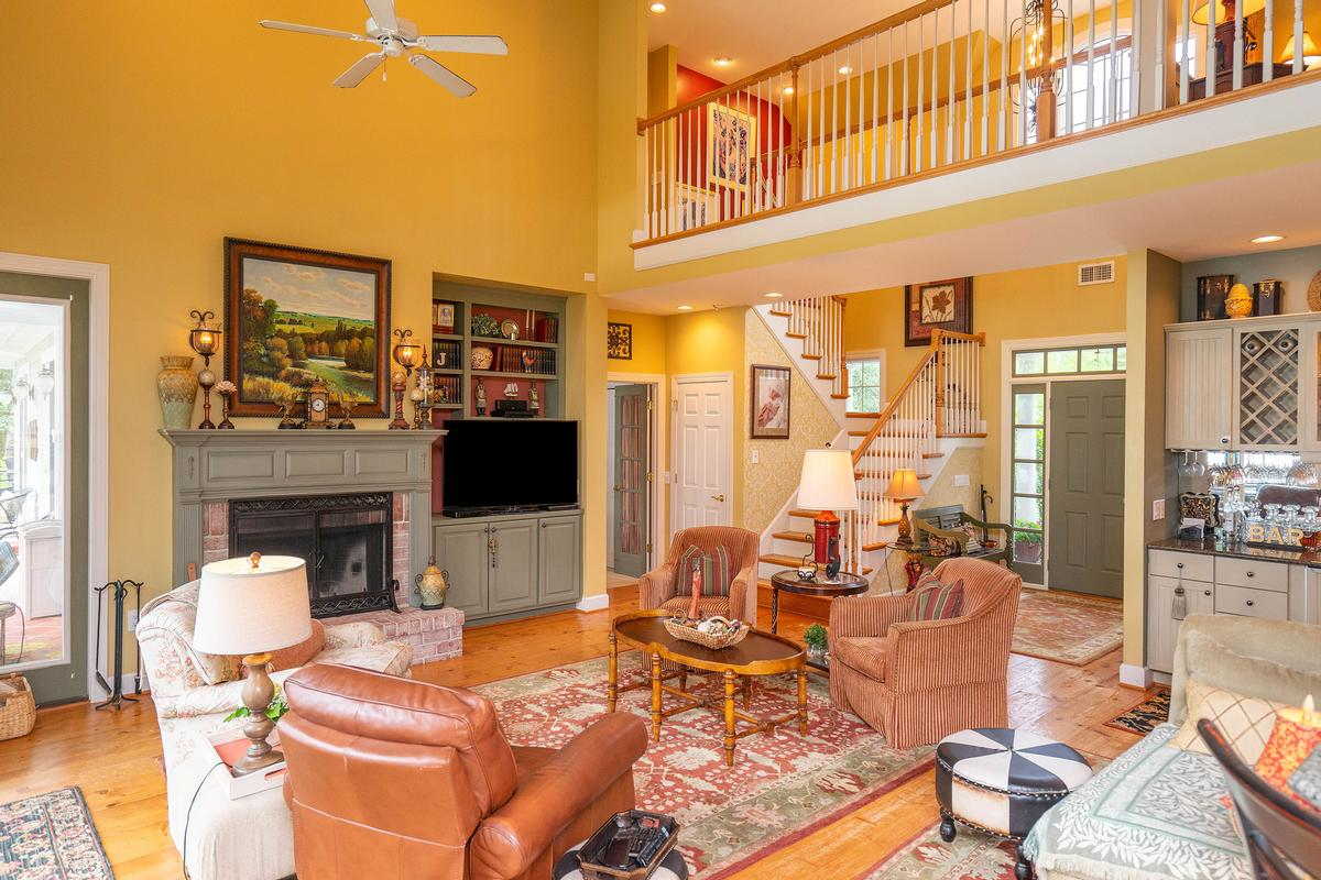 3519 Morgan River Drive luxury homes