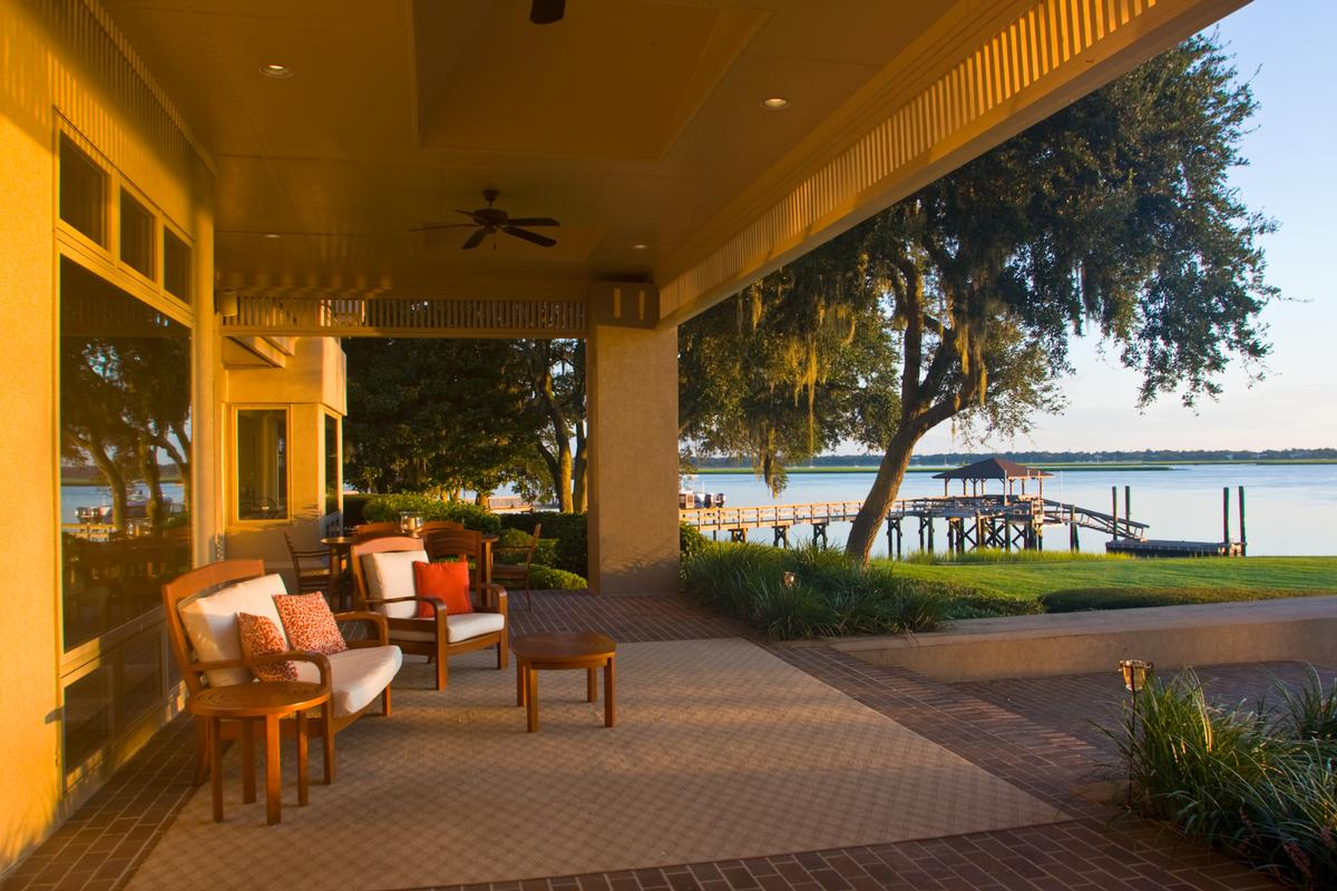 tranquil waterfront location mansions