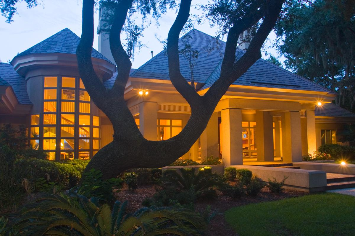 tranquil waterfront location luxury real estate