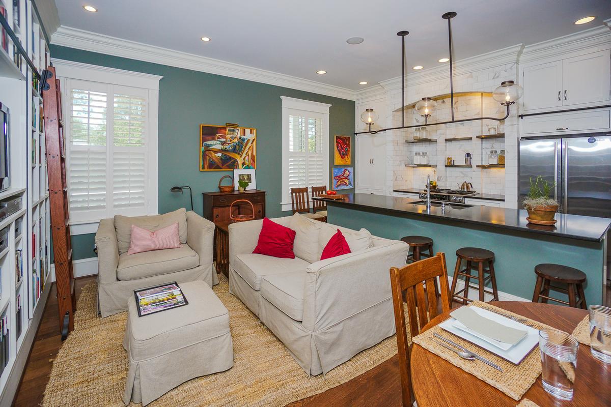 Stunning Custom Home in Historic Beaufort luxury properties