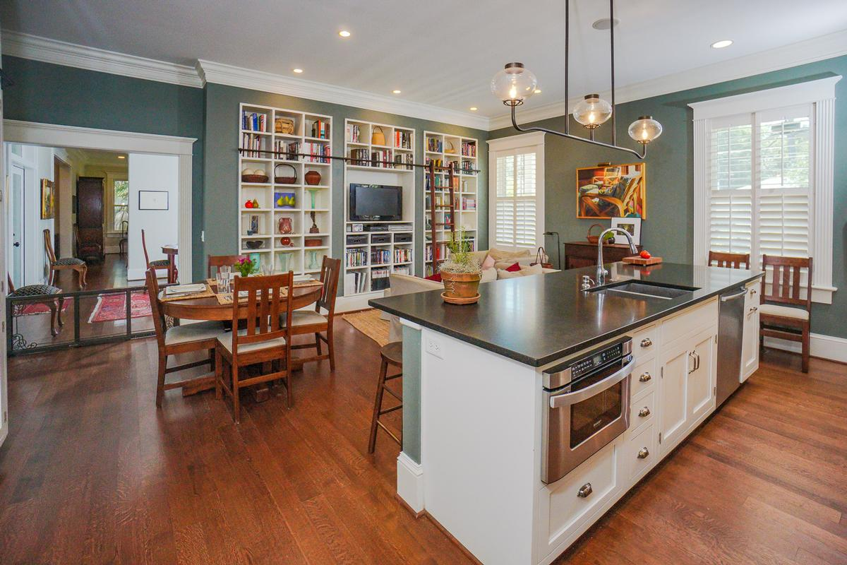 Stunning Custom Home in Historic Beaufort mansions
