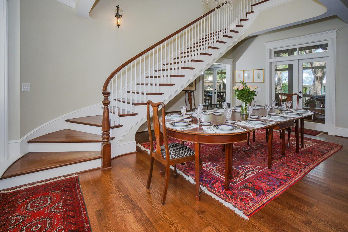 Luxury real estate Stunning Custom Home in Historic Beaufort