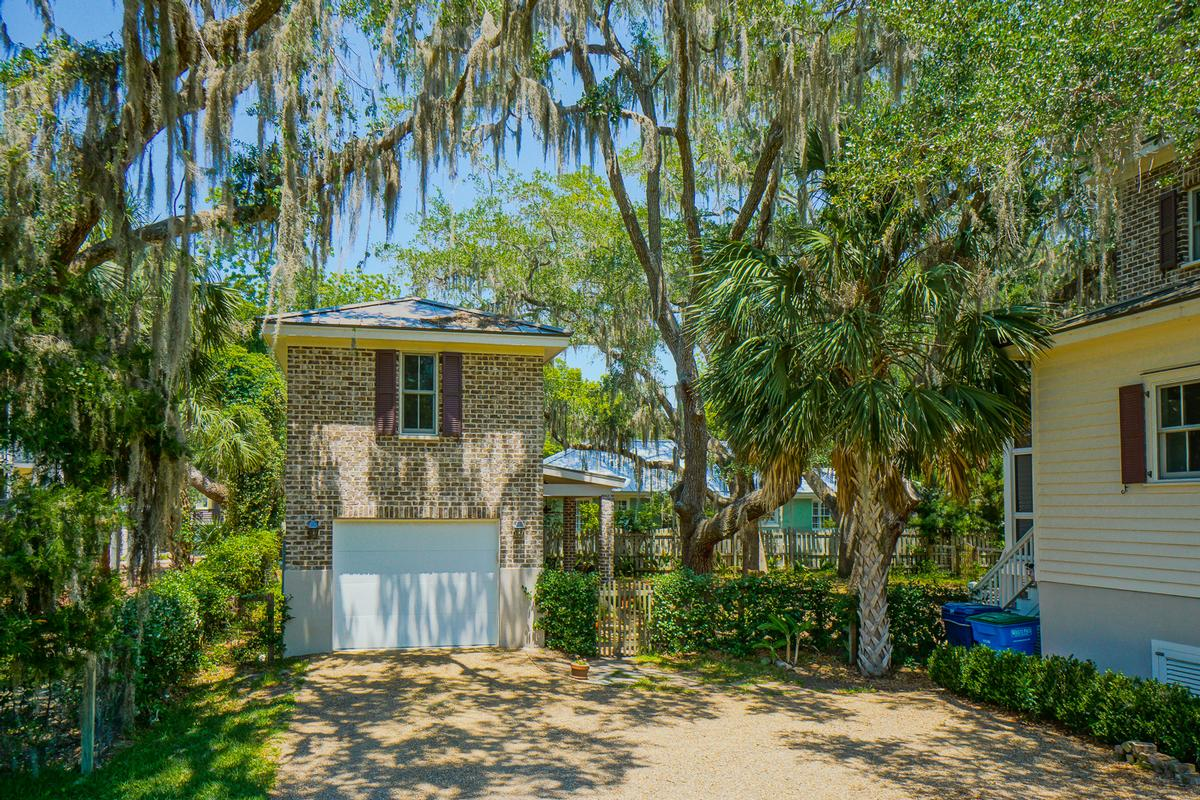 Stunning Custom Home in Historic Beaufort luxury real estate