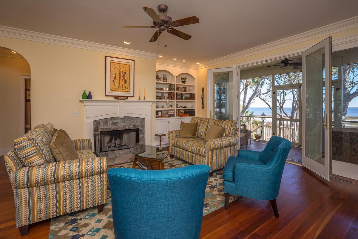 Lowcountry custom designed home luxury homes