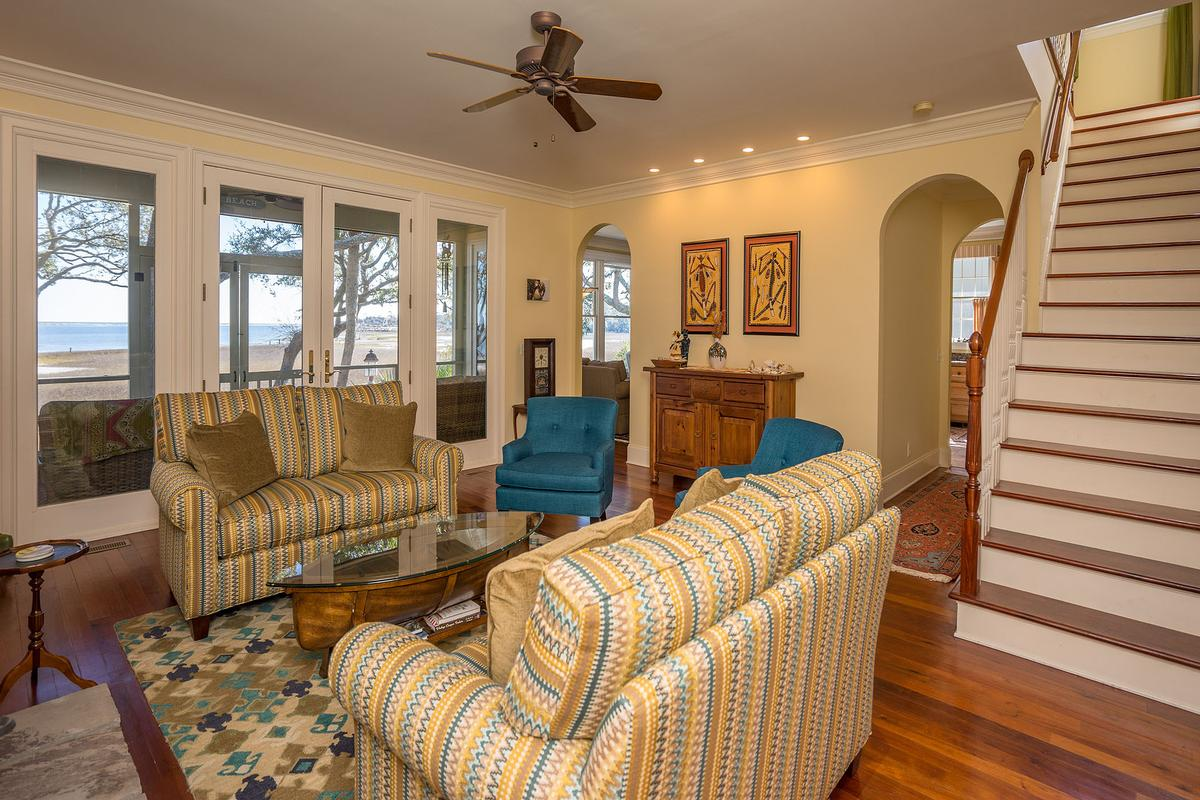 Lowcountry custom designed home luxury real estate