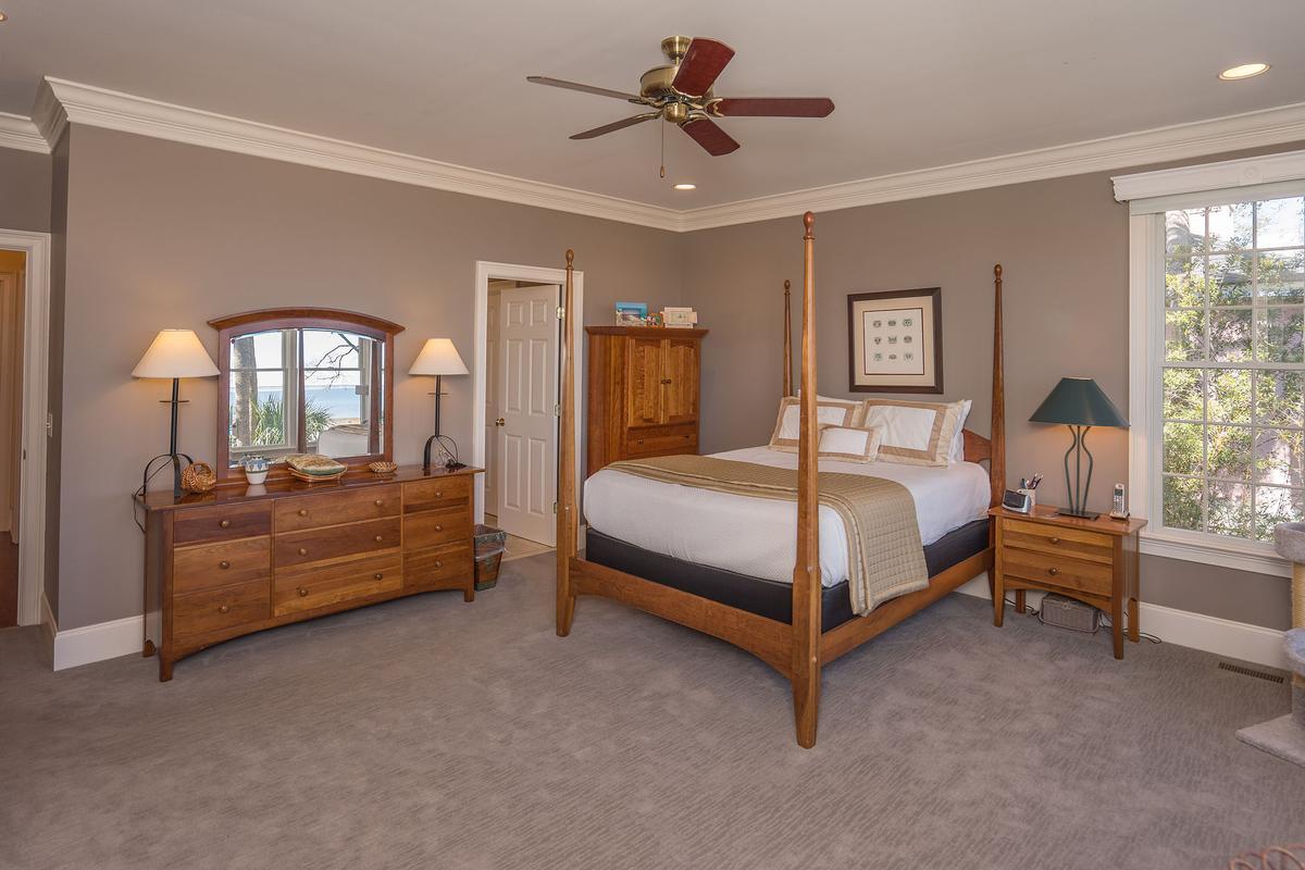 Luxury homes Lowcountry custom designed home