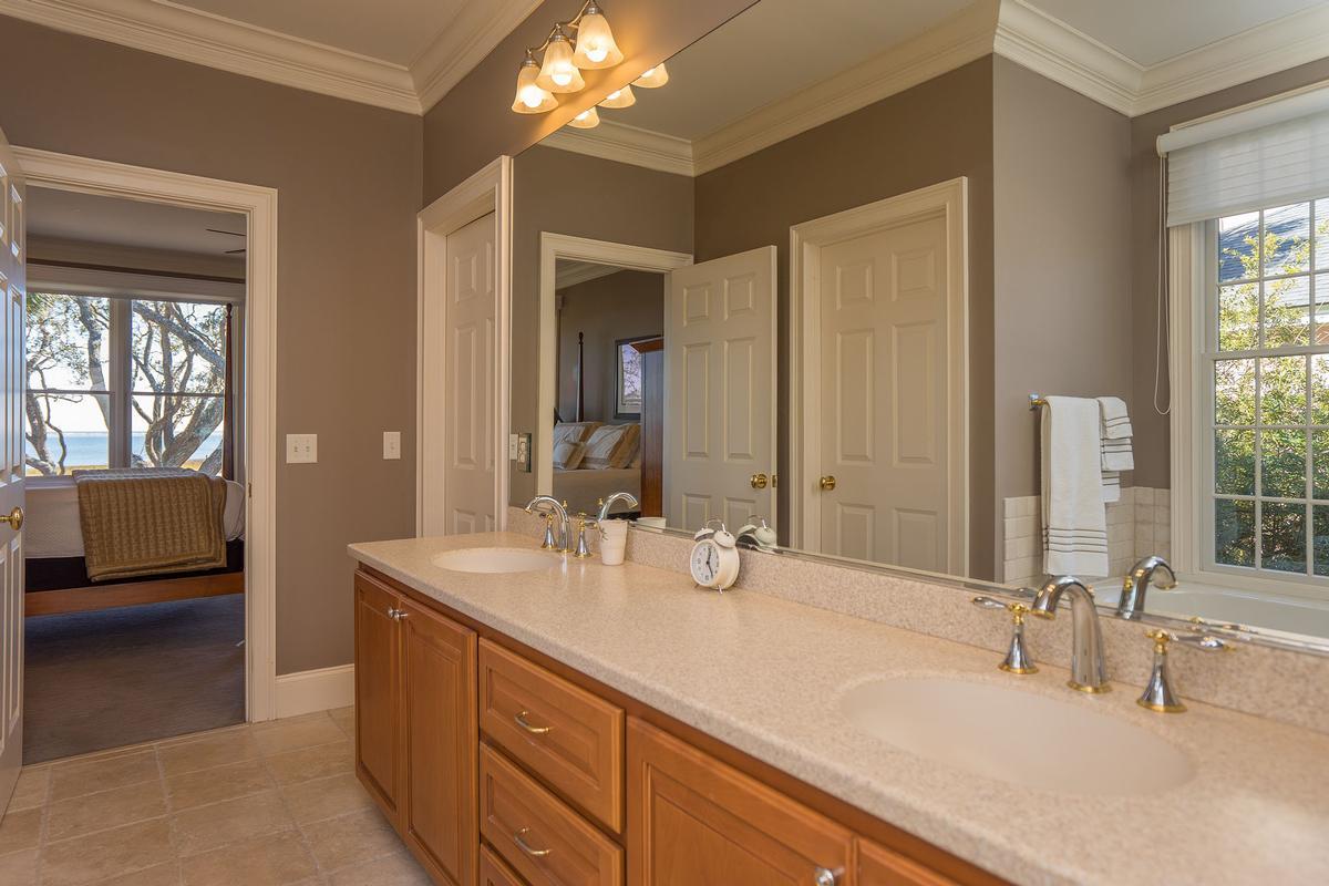 Luxury properties Lowcountry custom designed home