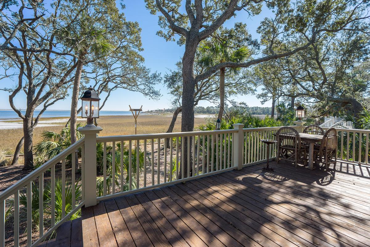Luxury real estate Lowcountry custom designed home